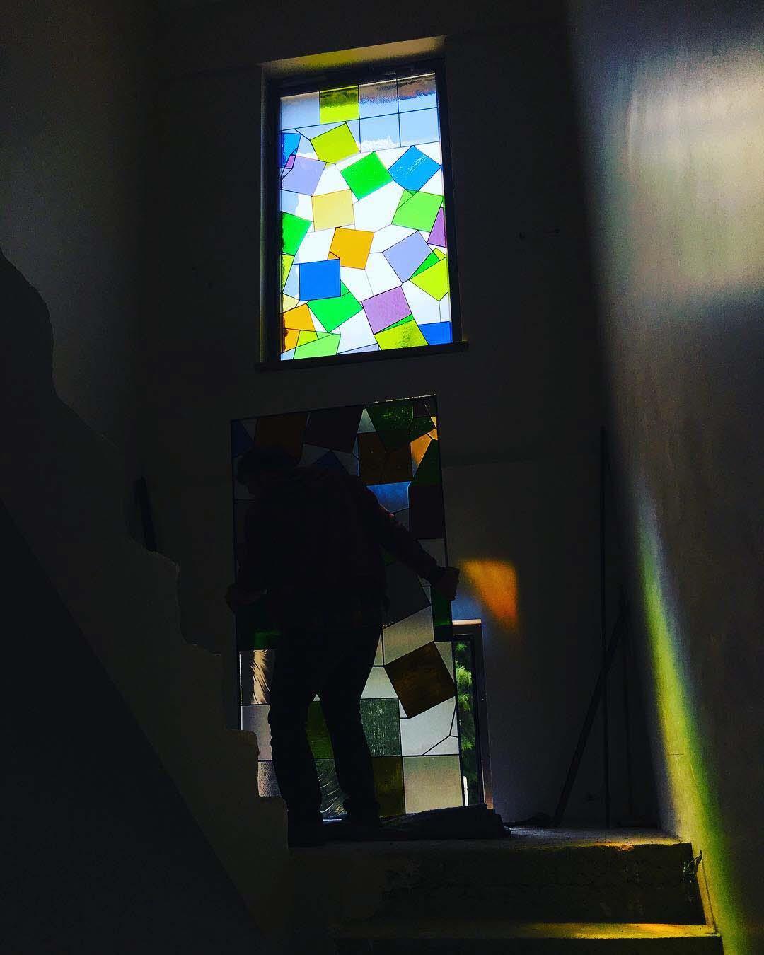 urla-kekliktepe-villa2020120192430890.jpg izmir vitray çalışması