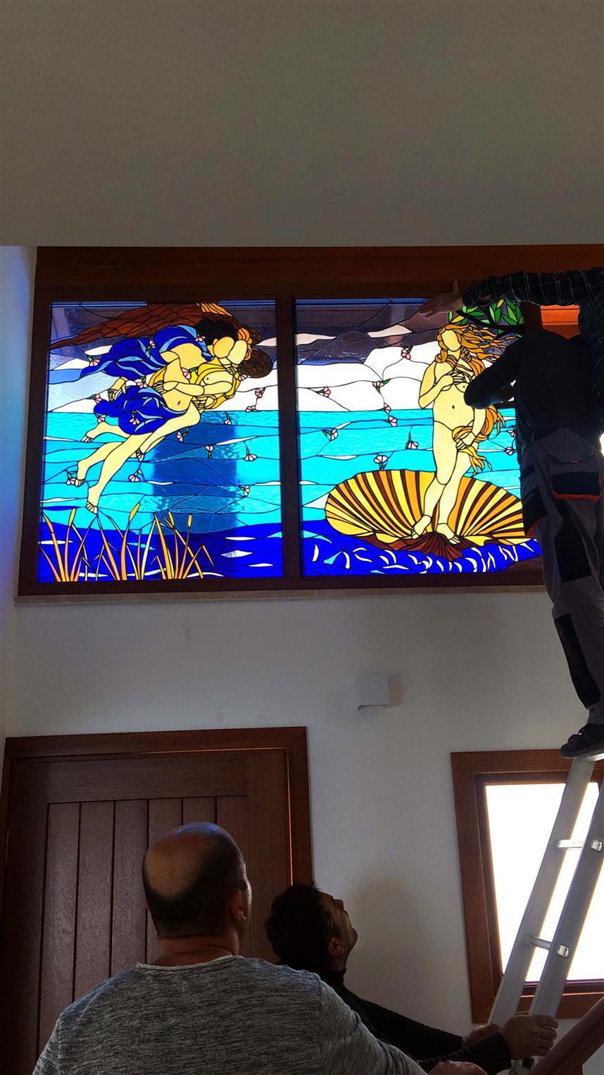 venusun-dogusu-sandro-botticelli-vitray-uyarlamasi-datca-mugla-villa2020120162316324.jpg izmir vitray çalışması