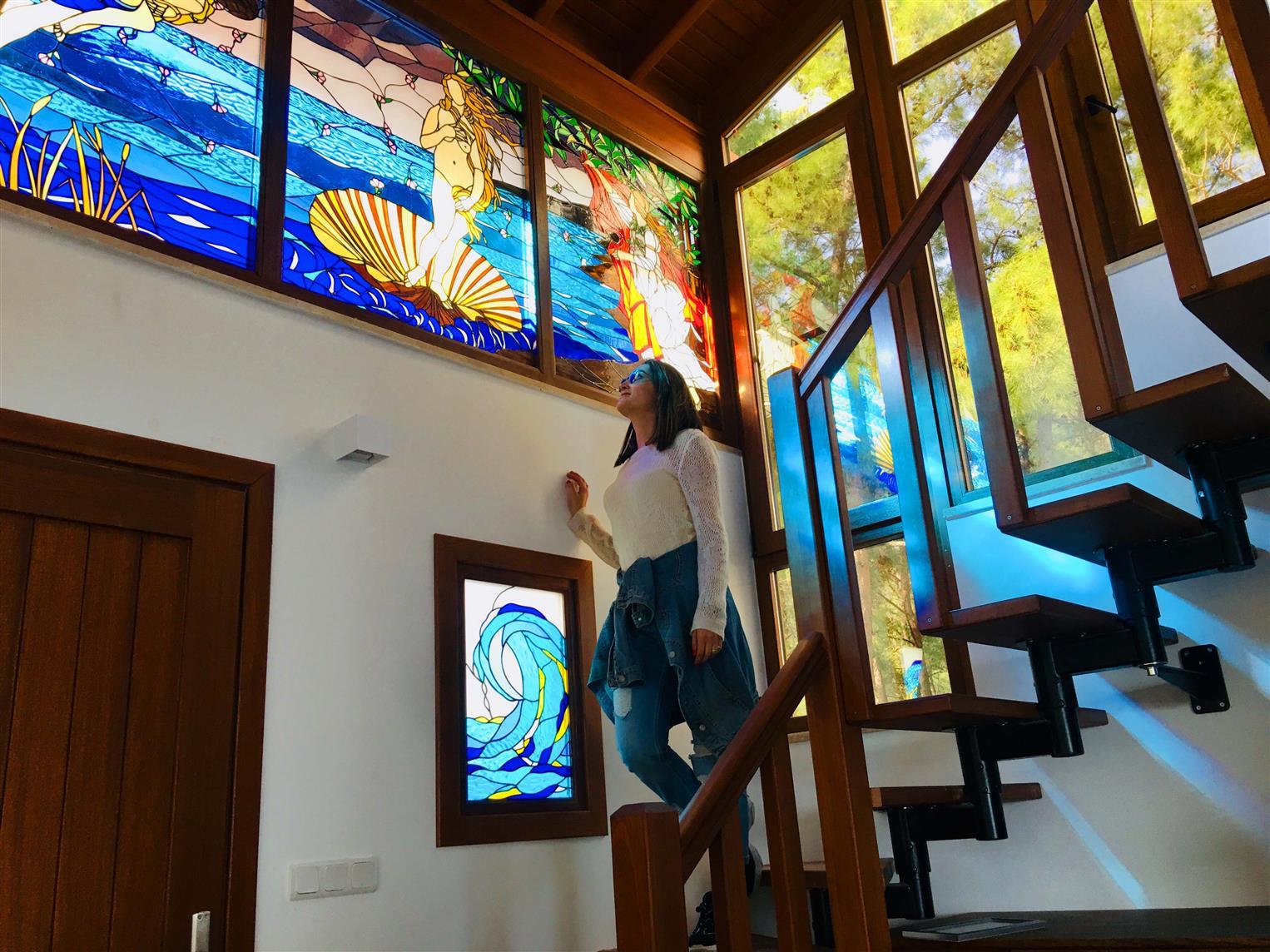 venusun-dogusu-sandro-botticelli-vitray-uyarlamasi-datca-mugla-villa2020120162323816.jpg izmir vitray çalışması